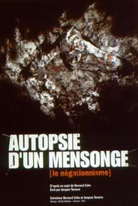 Autopsie d'un mensonge, le négationnisme, un film de Jacques Tarnero