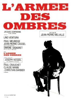 Projection de «L'Armée des ombres» (Jean-Pierre Melville, 1969, copie restaurée en 2015)