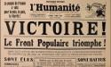 Le Front populaire : naissance d'une politique culturelle