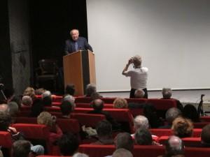 Serge Klarsfeld à Ciné Histoire - La Rafle de juillet 1942 - 25 juin 2012