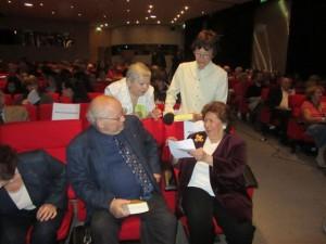 Serge Klarsfeld à Ciné Histoire - La Rafle 25 juin 2012